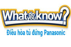 Điều cần biết về điều hòa tủ đứng Panasonic