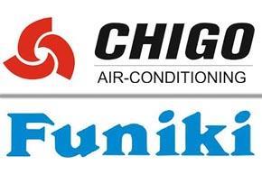 Điều hòa giá rẻ mua Funiki hay Chigo?