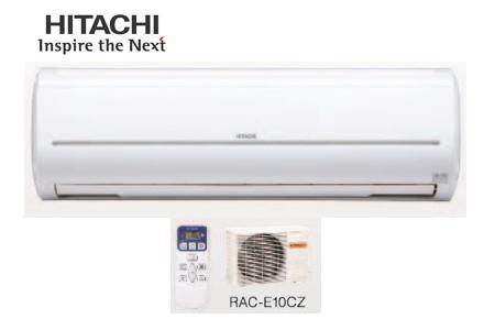 Điều hòa Hitachi 1 chiều 9.000BTU RAS-E10CZ giá rẻ, chính hãng
