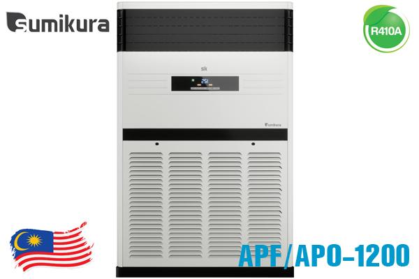 Điều hòa tủ đứng Sumikura 120000BTU APF/APO-1200/CL-A 2 chiều