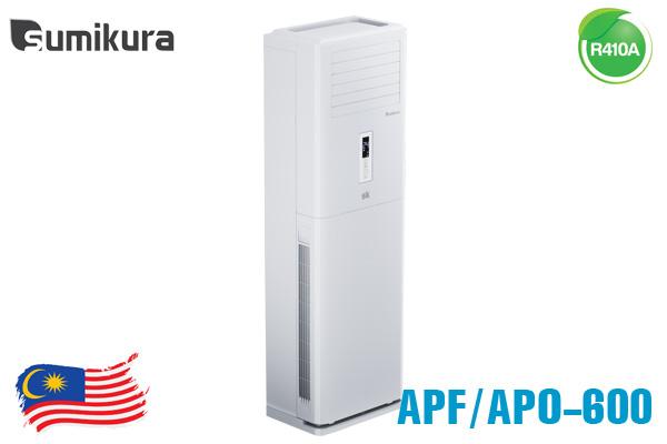 Điều hòa tủ đứng 60.000BTU Sumikura APF/APO-600/CL-A 1 chiều