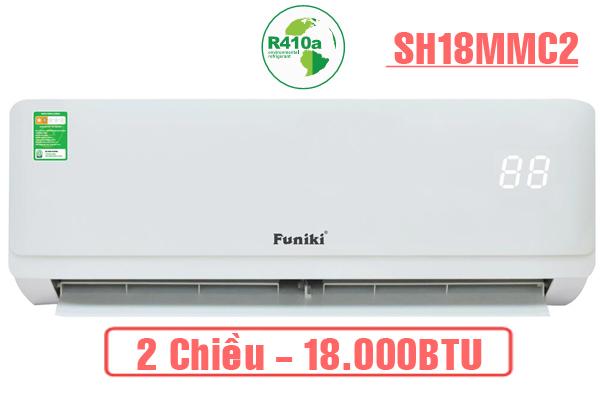 Funiki SH18MMC2, Điều hòa Funiki 18000BTU 2 chiều