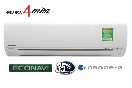 Điều hòa Panasonic 2 chiều 18000BTU A18RKH-8 công nghệ nanoe-G