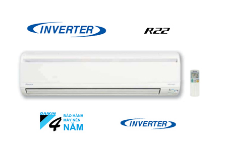 Điều hòa Daikin 2 chiều 18000Btu inverter FTXD50HVMV gas R410