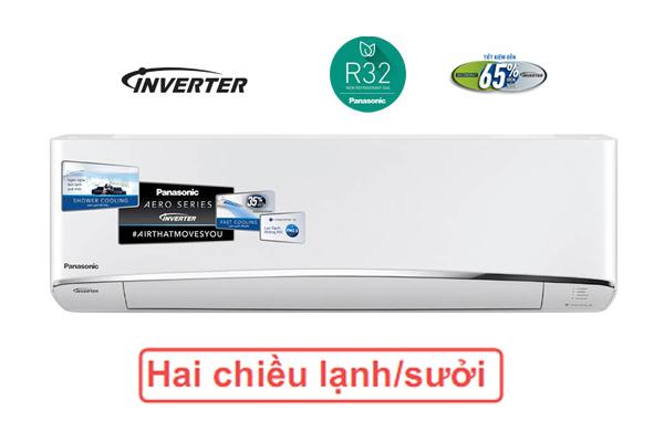 Điều hòa Panasonic 2 chiều 24.000BTU Z24TKH-8 inverter giá rẻ