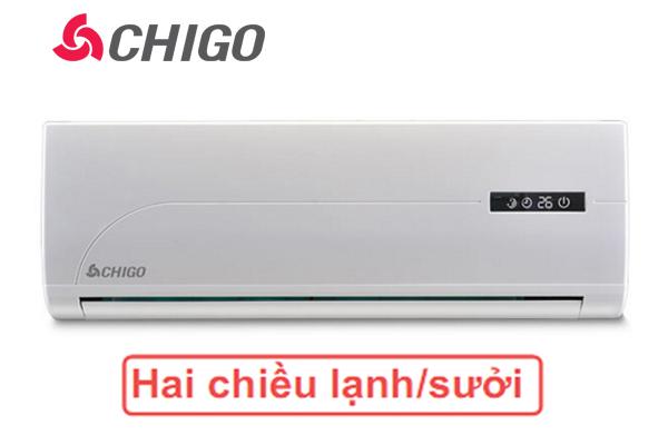 Điều hòa Chigo 2 chiều 9000BTU CVAS09HNAA/WAA