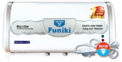 Bình nóng lạnh Funiki 20 Lít HP21S kiểu bình ngang giá rẻ