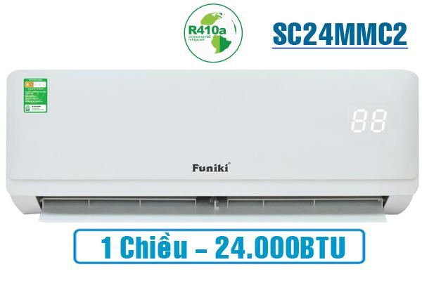 Funiki SC24MMC2, Điều hòa Funiki 24000BTU 1 chiều