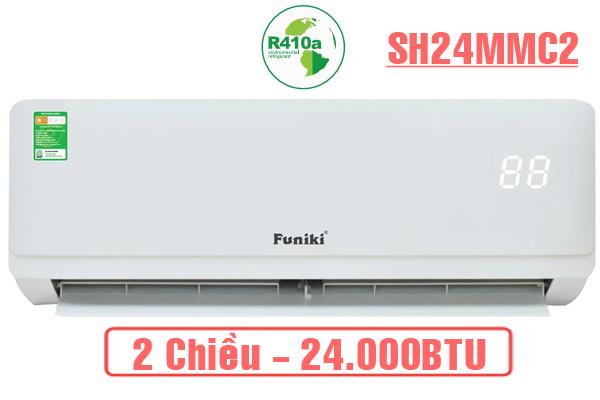 Funiki SH24MMC2, Điều hòa Funiki 24000BTU 2 chiều