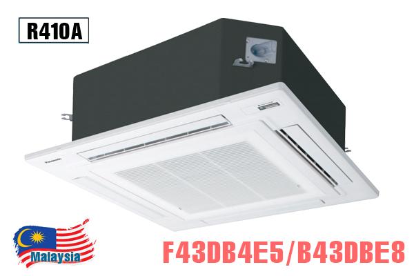 CS-F43DB4E5/CU-B43DBE8, Điều hòa âm trần Panasonic 43000BTU