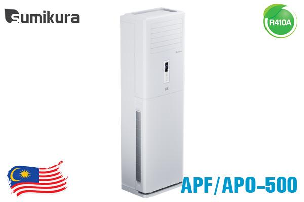 Điều hòa tủ đứng Sumikura 50000Btu 1 chiều APF/APO-500/CL-A