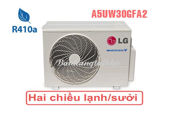 LG A5UW30GFA2, Điều hòa multi LG 30.000BTU 2 chiều dàn nóng