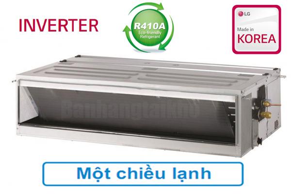 LG ABNQ09GL1A2, Điều hòa nối ống gió LG 9.000BTU inverter