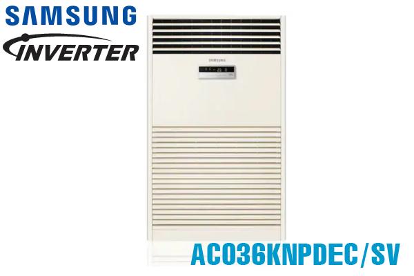 Samsung AC036KNPDEC/SV, Điều hòa tủ đứng Samsung 36000BTU