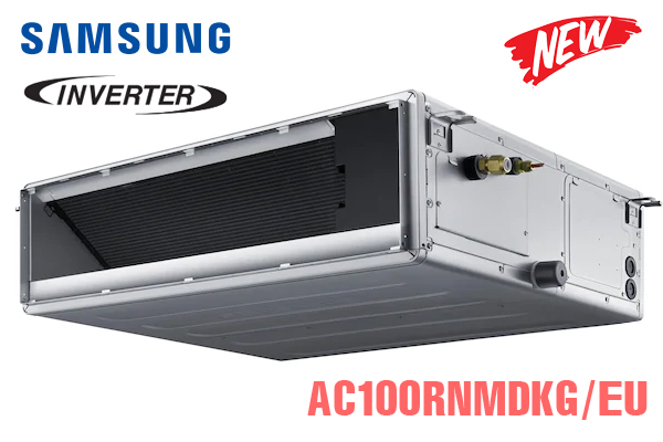 AC100RNMDKG/EU, Điều hòa nối ống gió Samsung 34000BTU 2 chiều