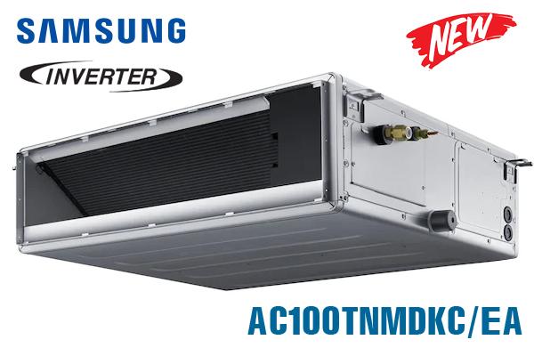 AC100TNMDKC/EA, Điều hòa âm trần nối ống gió Samsung 34000BTU