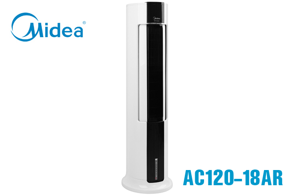 Quạt điều hòa Midea AC120-18AR giá rẻ nhập khẩu Trung Quốc