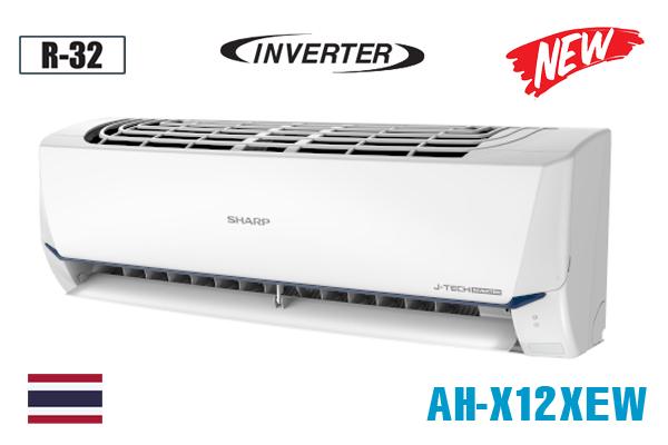 Sharp AH-X12XEW, Điều hòa Sharp 12000BTU inverter 1 chiều
