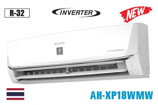 Sharp AH-XP18WMW, Điều hòa Sharp inverter 18000 BTU 1 chiều