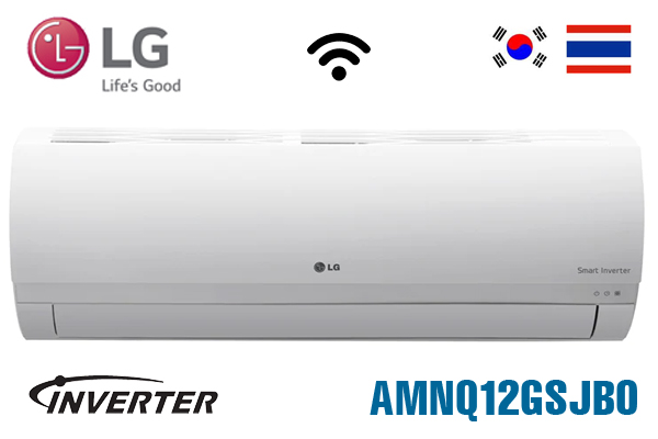 LG AMNQ12GSJB0, Điều hòa multi LG treo tường 1 chiều 12000BTU