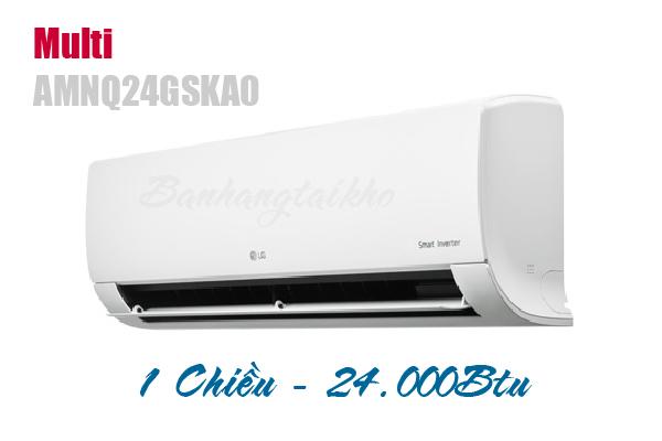 Điều hòa multi LG 24000Btu AMNQ24GSKA0