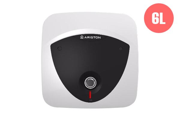 Ariston ANDRIS LUX 6UE, Bình nóng lạnh Ariston 6 lít giá rẻ