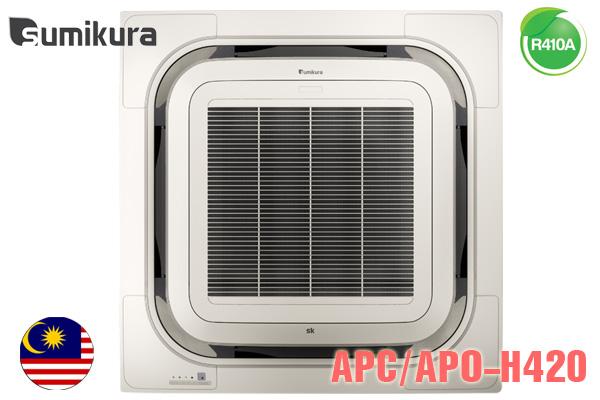 APC/APO-H420/8W-A, Điều hòa âm trần Sumikura 42000BTU 2 chiều