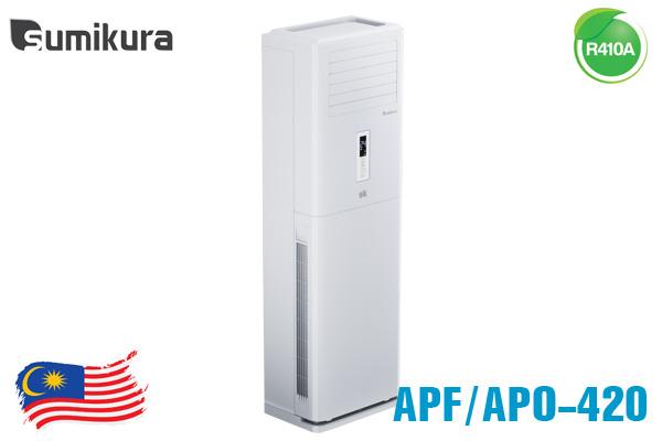 APF/APO-420/CL-A, Điều hòa cây Sumikura 42000BTU 1 chiều