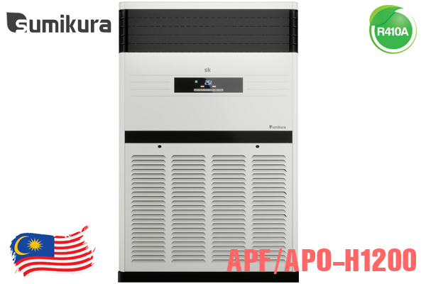 Sumikura APF/APO-H1200/CL-A, Điều hòa tủ đứng Sumikura 120000BTU