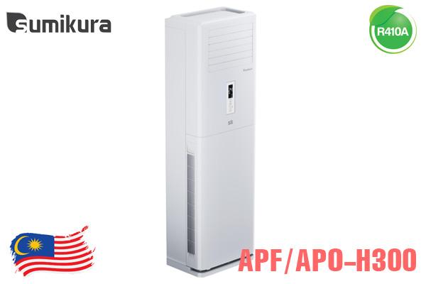 APF/APO-H300/CL-A, Điều hòa cây Sumikura 30000BTU 2 chiều