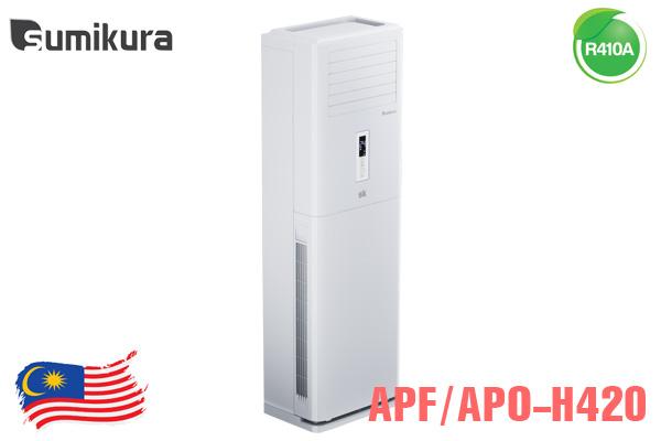 APF/APO-H420/CL-A, Điều hòa cây Sumikura 42000BTU 2 chiều