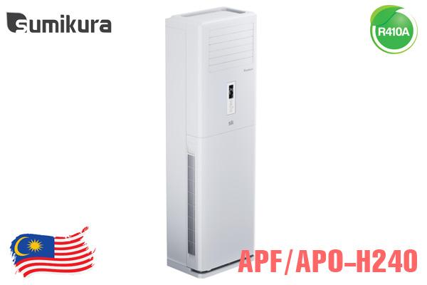 Điều hòa tủ đứng Sumikura 24.000BTU 2 chiều APF/APO-H240/CL-A