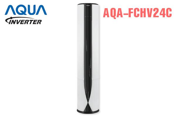 Aqua AQA-FCHV24C, Điều hòa tủ đứng AQUA 24000BTU 2 chiều