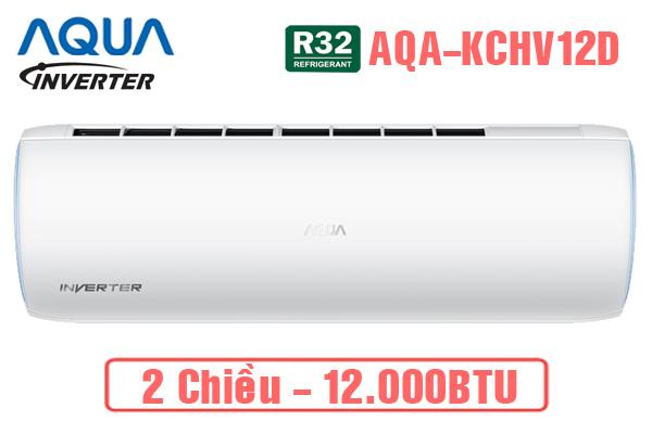 AQUA AQA-KCHV12D, Điều hòa AQUA 12000BTU 2 chiều inverter