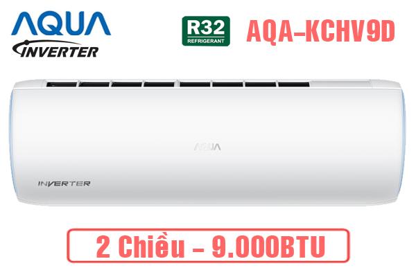 AQUA AQA-KCHV9D, Điều hòa AQUA 9000BTU 2 chiều inverter