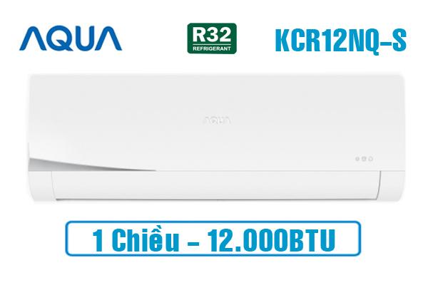 AQUA AQA-KCR12NQ-S, Điều hòa AQUA 12000BTU 1 chiều