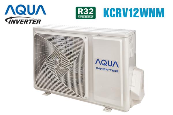 AQUA AQA-KCRV12WNM, Điều hòa AQUA inverter 12000BTU 1 chiều