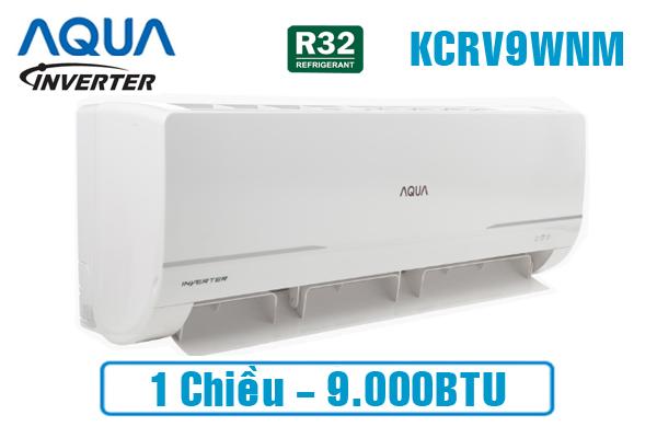 AQUA AQA-KCRV9WNM, Điều hòa AQUA inverter 9000BTU 1 chiều