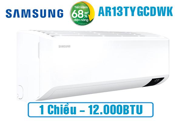AR13TYGCDWKNSV, Điều hòa Samsung 12000BTU inverter Wind-Free
