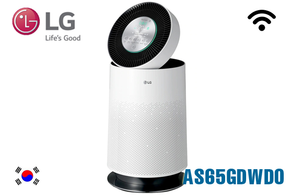 AS65GDWD0, Máy lọc không khí LG Puricare 360 1 tầng