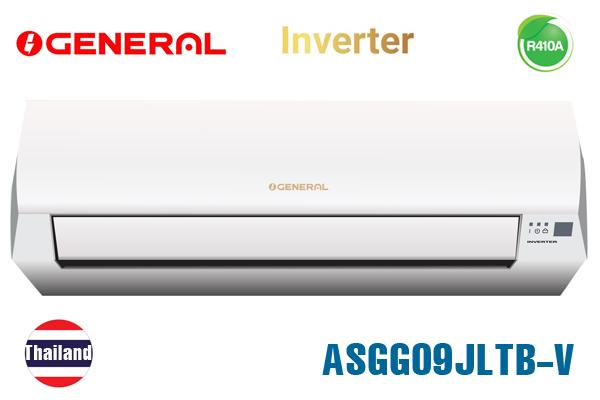 ASGG09JLTB-V, Điều hòa General 9000 BTU inverter 1 chiều