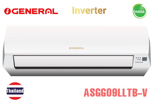 ASGG09LLTB-V, Điều hòa General 9000BTU 2 chiều inverter