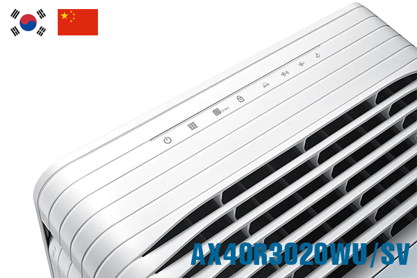 AX40R3020WU/SV - Máy lọc không khí Samsung tốt, Giá Rẻ