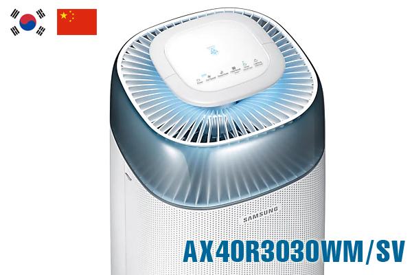 AX40R3030WM/SV - Máy lọc không khí Samsung tốt, Giá Rẻ