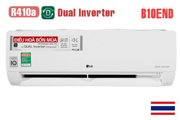 Điều hòa LG B10END inverter 2 chiều 9000Btu giá rẻ