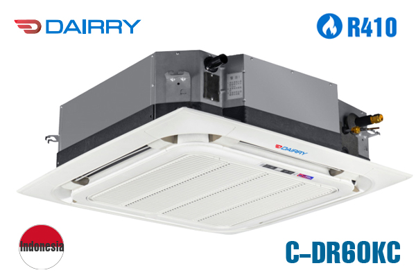 Dairry C-DR60KC, Điều hòa âm trần Dairry 60000BTU 1 chiều