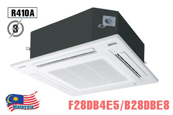 CS-F28DB4E5/CU-B28DBE8, Điều hòa âm trần Panasonic 28000BTU 3 Pha