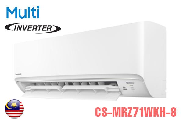 CS-MRZ71WKH-8, Điều hòa multi Panasonic treo tường 2 chiều 24000BTU