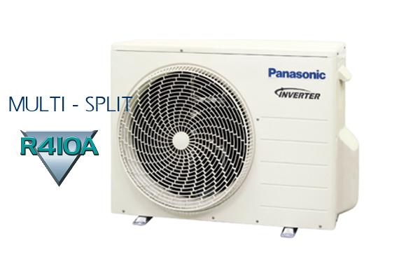 Panasonic CU-4S27SBH, Điều hòa multi Panasonic 1 nóng 4 lạnh