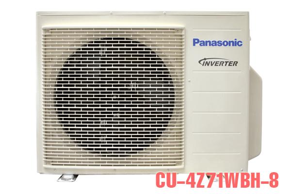 CU-4Z71WBH-8, Điều hòa multi Panasonic 2 chiều 1 nóng 4 lạnh